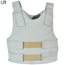 Gilet de protection anti-balles en cuir