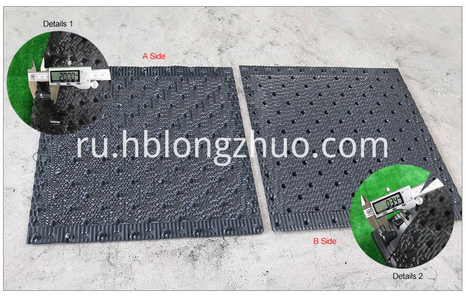 cross flow liangchi cooling tower fill