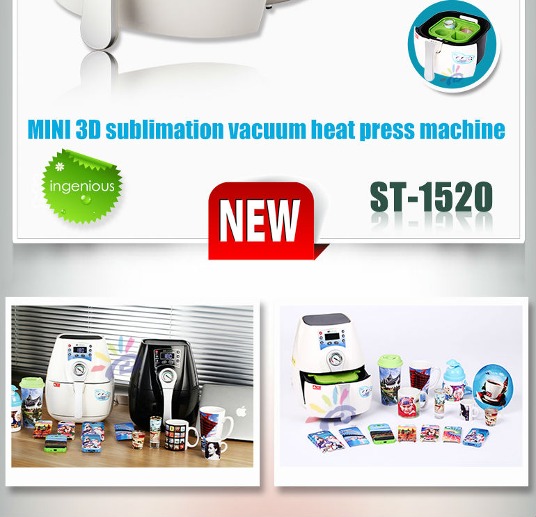 Mini Heat Press Machine
