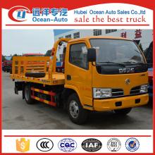 De la rueda de DFAC 3300mm pequeño del remolque del camión a remolque para la venta