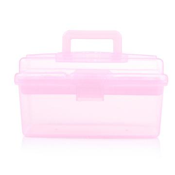 The Light Pink Storage Case (hx-q079)