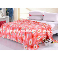 Beautifully Printed Comfortable Fleece Blanket