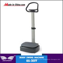 Placa barata interna do exercício da vibração de Bodytrain