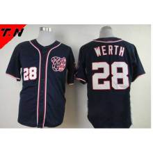 Maillot de baseball de base Jersey Cool Pass Jerseys