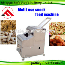 Good sale fried sweet rice stipe processing machine sweety snack making machine