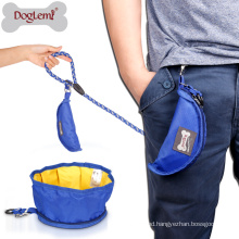 Outdoor Collapsible Portable Travel Feeding Pet Dog Bowl