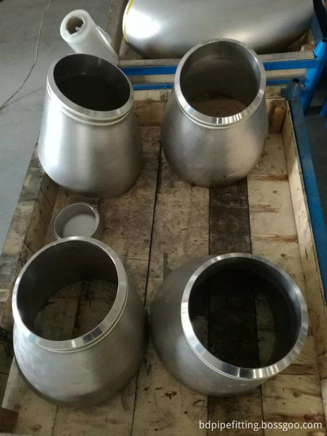 Astm A860 Mss Sp75 Wphy 52 Pipe Fittings Seamless Concentric Reducer