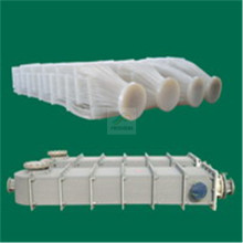 FEP Anticorrosive Heat Exchanging Tube And Exchanger