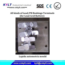 Batterie acide au plomb Lapida Automotriz Injection Mold