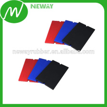 Varios colores anti deslizamiento PVC Shim Pad