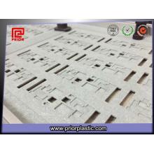 Graue Durostone Solder Palette mit optischen Eigenschaften