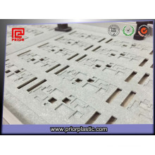 Grey Durostone Solder Pallet with Optical Property