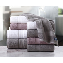 High quality hotel&home plain face towel