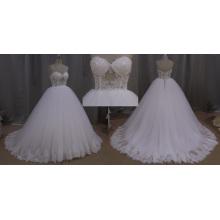 Ly-017 Hohe Qualität Sexy Schatz Hochzeitskleid 2016
