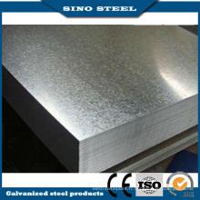 Chine Prix de tôle d'acier galvanisé du fournisseur Z40-Z280 bas