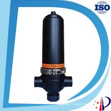 Fabricant de filtre d'eau hydraulique en plastique renforcé par nylon de matériel de PA6