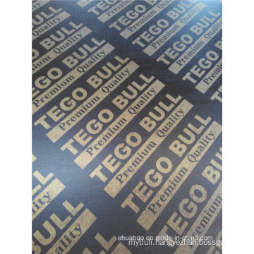 Brown/Black Shuttering Film Faced Plywood /Marine Plywood for Concrete (HB003)