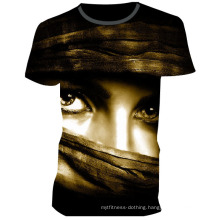Dry Fit Full Sublimated T Shirt