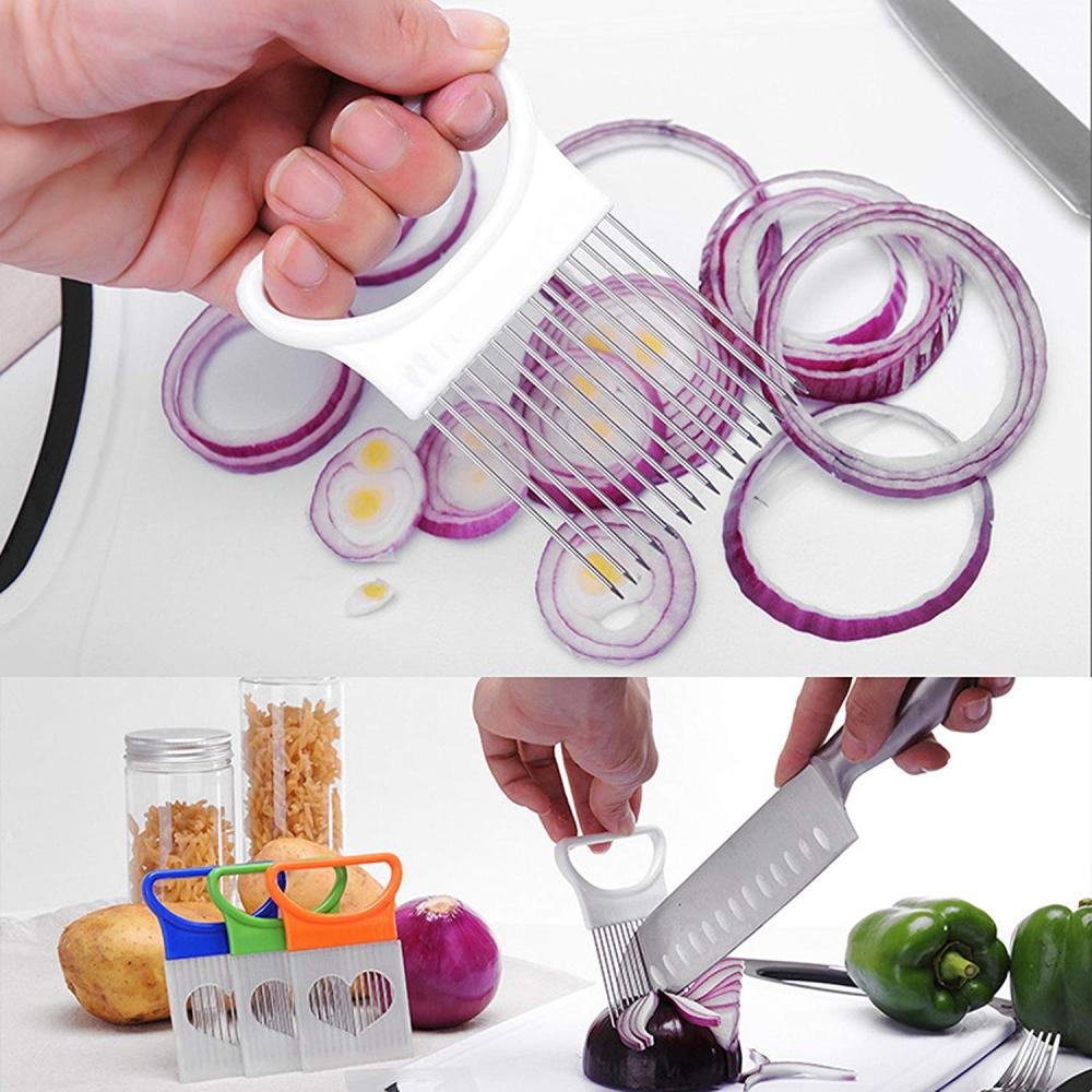 onion slicer holder
