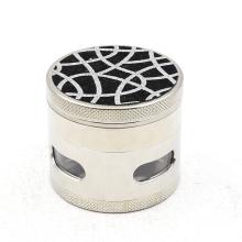 Flat stick PU four-layer cigarette grinder 2020 880-4