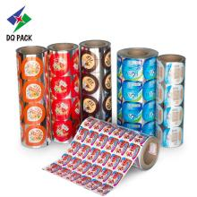 Cup sealing film roll for PP cup