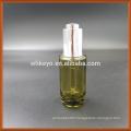 30ml green glass bottle with press dropper