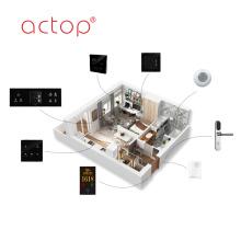 solução de casa inteligente sem fio wifi Zigbee