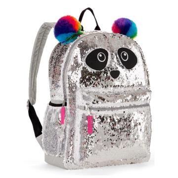 PANDA SEQUIN BACKPACK -0