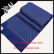 2014 nouvelle écharpe en soie imprimé numérique SS Collection