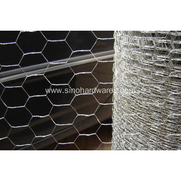 Stainless Steel Hexagonal Wire Mesh