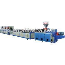 высокое качество производства PVC пластичная линия профиля