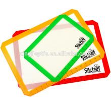 Hot novos produtos de varejo silicone turkey mat não stick silicone assadeira