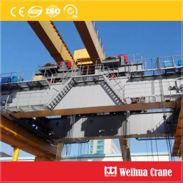 Overhead Crane on Deck 500t