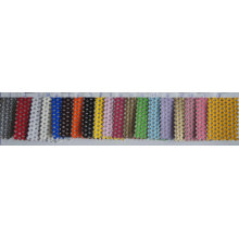 Gl-112 Dekorative glänzende Glitzer Tapeten Stoff