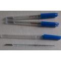 Termómetro oral clínico de vidrio para adultos y niños
