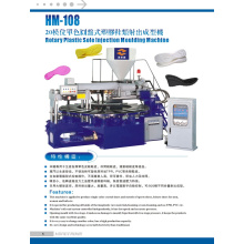 Rotary PVC Shoes Sole Injection Machine for Shoe Sole