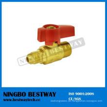 C37700 Messing Anlge LPG Gas Kugelhahn (BW-USB07)