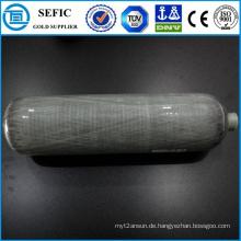 3L Hochdruckaluminiumgasflasche (CRPIII114-3.0-30)