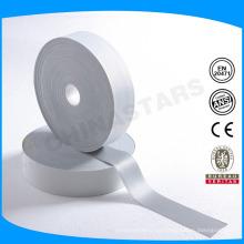 EN ISO 20471 Clase 2 cinta reflectante estirable estándar para prendas de vestir