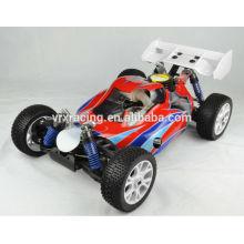 coche modelo del motor de gasolina 1/8 4 x 4 juguete buggy rc