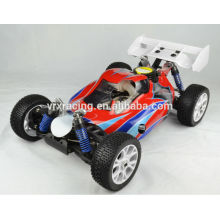 gasolina motor de carro modelo 1/8th 4 x 4 do brinquedo do rc buggy
