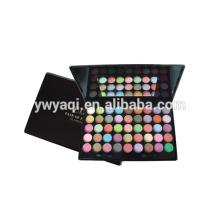 Venta por mayor a todo Color sombra de ojos cosméticos hacer paleta de sombra de ojos en China