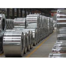 Primera bobina de acero exportada por Gi