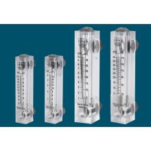 Medidor de flujo de agua para la planta de tratamiento de agua