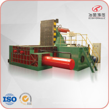 Scrap Metal Steel Shavings Recycling Compress Machine