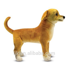 ICTI factory custom realistic plush toy dog