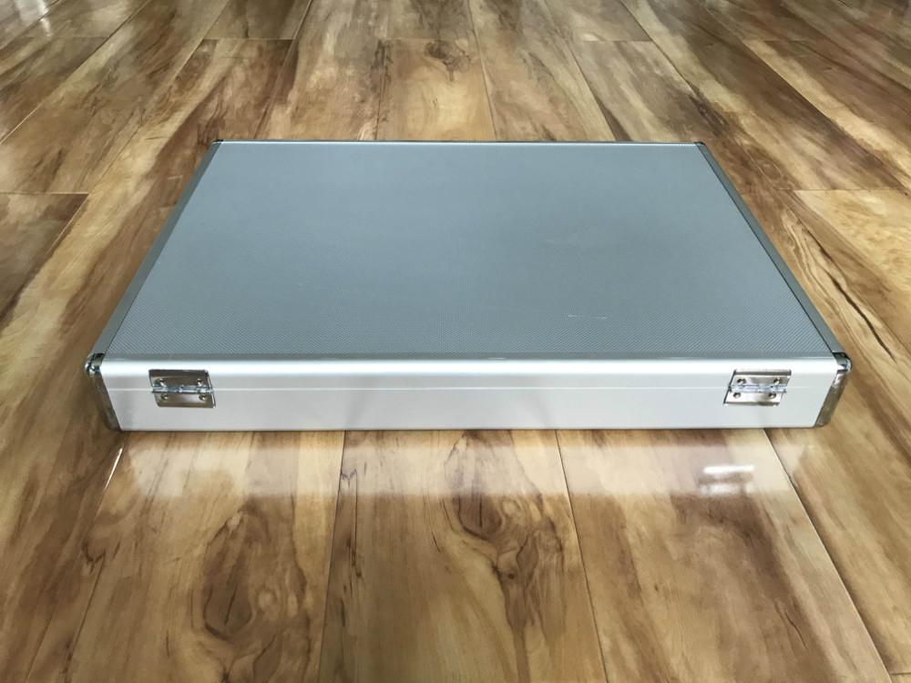 Aluminium Case with Cut-out Foam