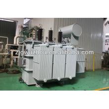 69kV -110kV Transformateur de transformateur transformé par immersion à l'huile Transformateur