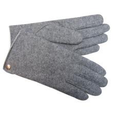 Men′s Fashion Wool Knitted Winter Warm Dress Gloves (YKY5436)