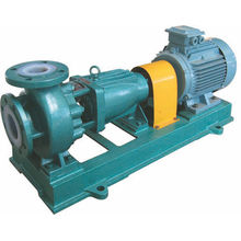 Fluoroplastic Alloy Horizontal Centrifugal Pump Single Stage Ihf 150-125-315